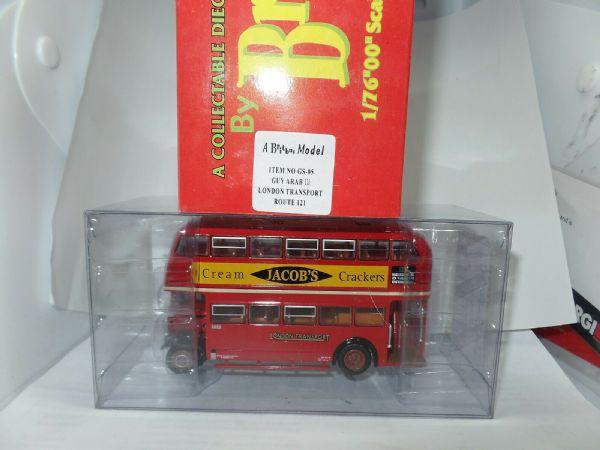 Britbus 1/76 Buses